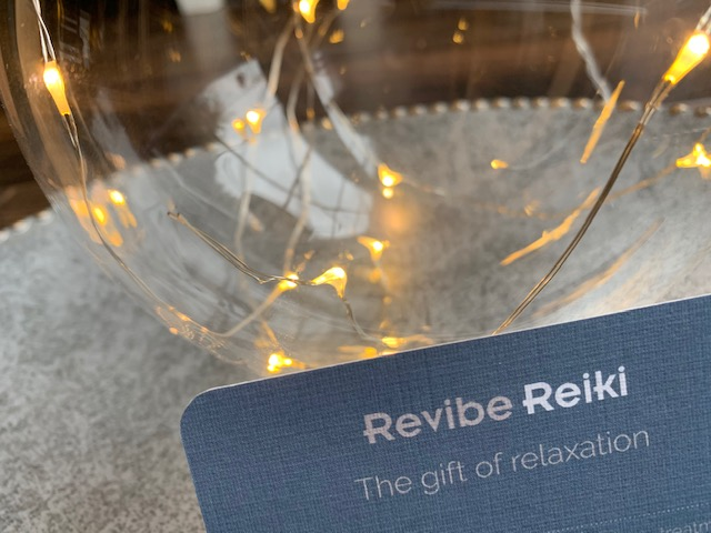 Revibe Reiki Gift Voucher