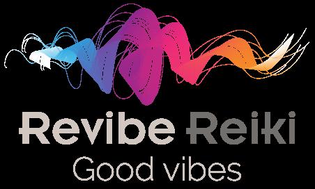 Revibe Reiki Totnes Logo